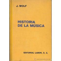 Historia de la música (J....