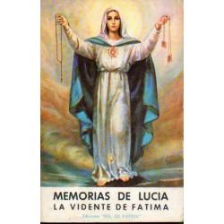 Memorias de Lucia, la...