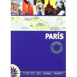 París (Plano-Guía) B Ediciones