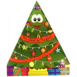 Mi árbol de Navidad (Rosa...