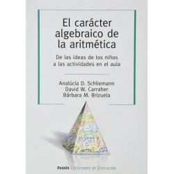 El carácter algebraico de...