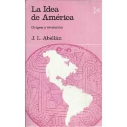 La idea de América: origen...