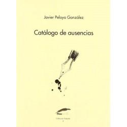 Catálogo de ausencias...