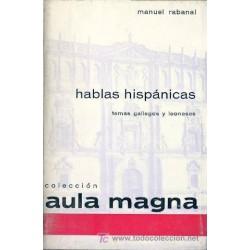 Hablas hispánicas: temas...