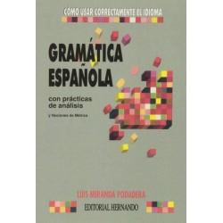 Gramática española con...