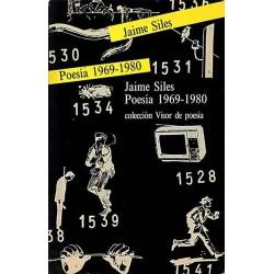 Poesía 1969-1980 (Jaime...