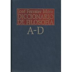 Diccionario de Filosofía. 4...
