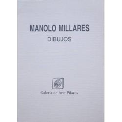 Manolo Millares: Dibujos...