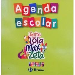 Agenda Escolar: juntos con...