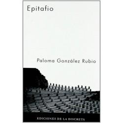 Epitafio (Paloma González...