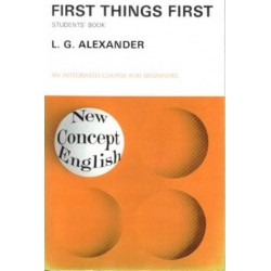 New Concept English: First...