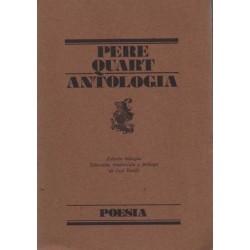 Antología. Poesía (Pere...