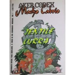 Aker Codex Leyendas del...