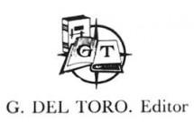 G.del Toro Editor